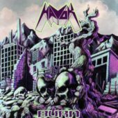 Havok - Burn - CD-Cover