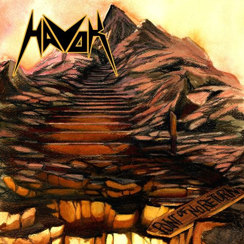 Cover - Havok – Point Of No Return (EP)