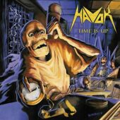 Havok - Time Is Up - CD-Cover