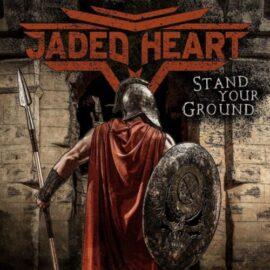 """Das Cover von """"Stand Your Ground"""" von Jaded Heart"""