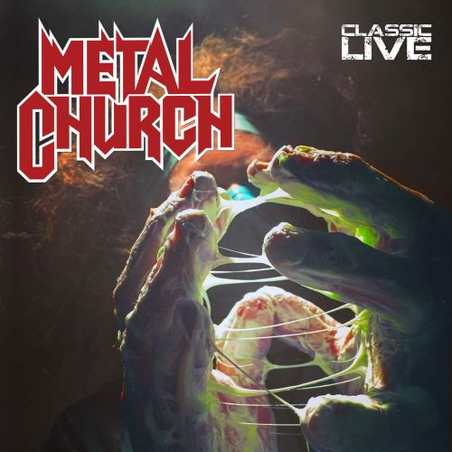 Metal Church - Classic Live (Re-Release) - Cover