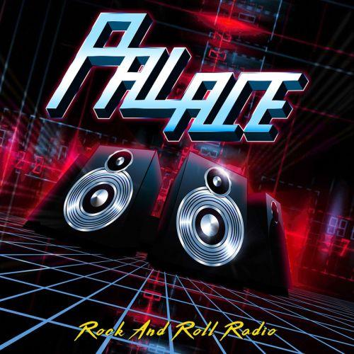 """Das Cover von """"Rock And Roll Radio"""" von Palace"""