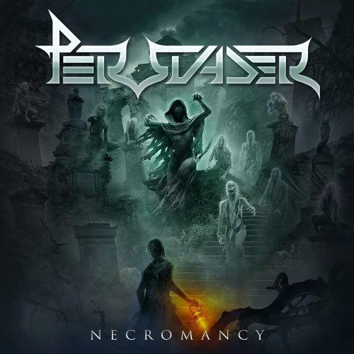 """Das Cover von """"Necromancy"""" von Persuader"""
