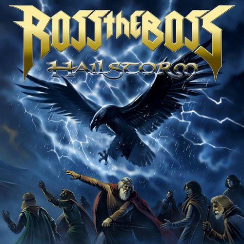 Cover - Ross The Boss – Hailstorm