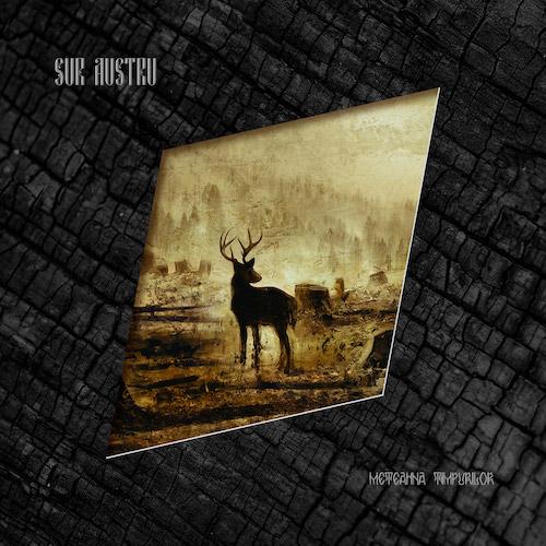 Cover - Sur Austru – Meteahna Timpurilor
