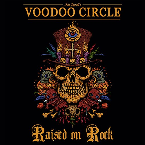 Cover - Voodoo Circle – Raised On Rock