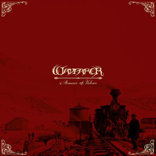 Cover - Wayfarer – A Romance With Violence