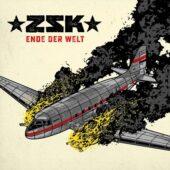 ZSK - Ende der Welt - CD-Cover