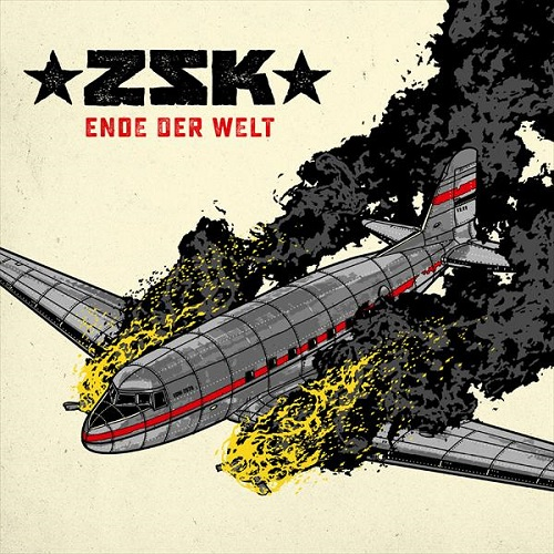 Cover - ZSK – Ende der Welt
