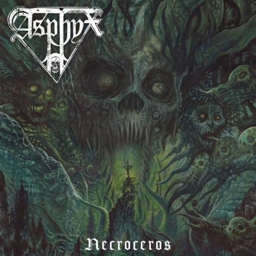 Cover - Asphyx – Necroceros