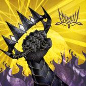 Emyn Muil - Afar Angathfark - CD-Cover