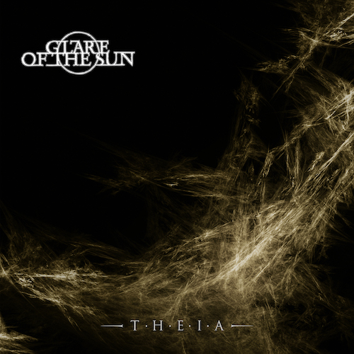 Cover - Glare Of The Sun – Theia