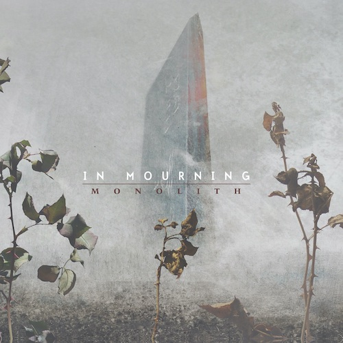 In Mourning - Monolith (Re-Release) - Cover