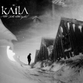 Albumcover der Band Katla.