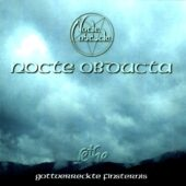 Nocte Obducta - Lethe (Gottverreckte Finsternis) - CD-Cover