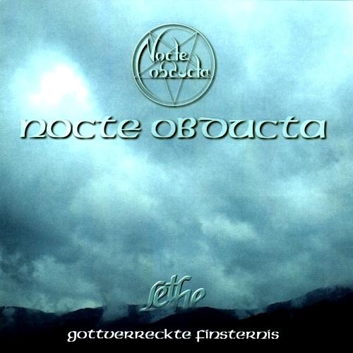 Nocte Obducta - Lethe (Gottverreckte Finsternis) - Cover