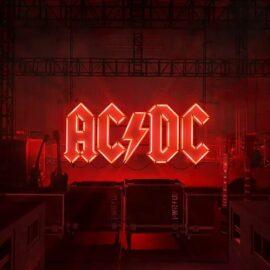 """Das Cover von """"Power Up"""" von AC/DC"""
