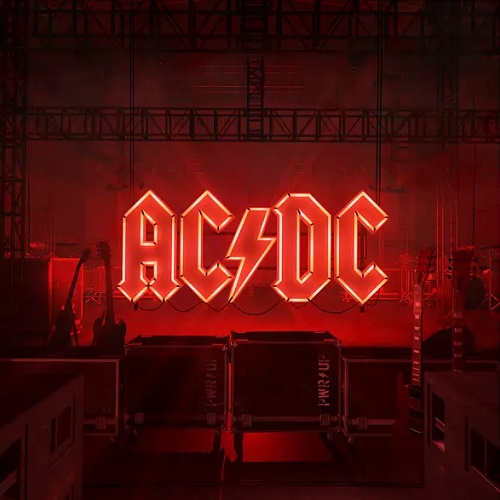 AC/DC - Power Up - Cover