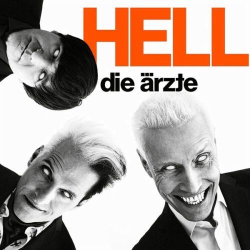 Die Ärzte - Hell - Cover