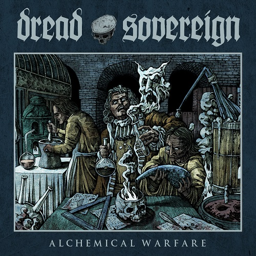 Cover - Dread Sovereign – Alchemical Warfare