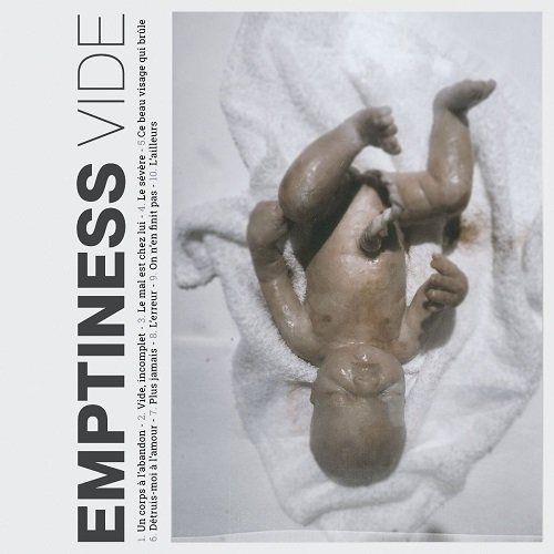 Cover - Emptiness – Vide