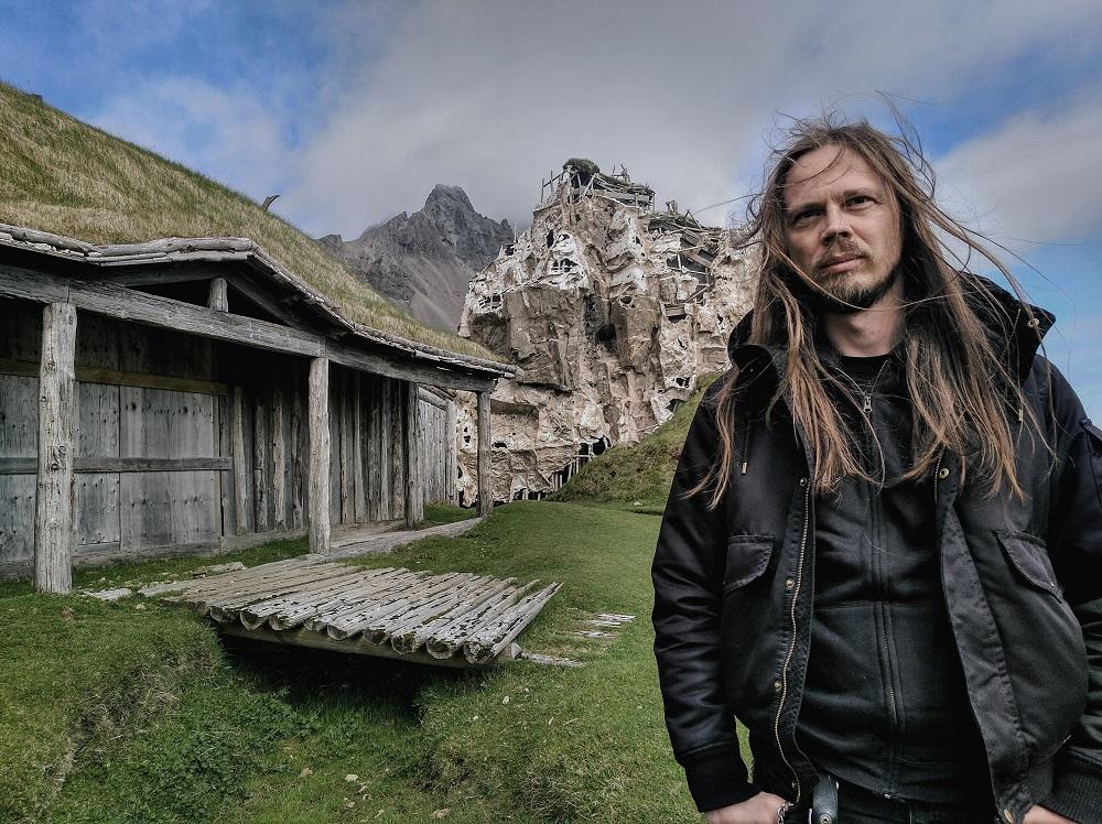 Bandfoto von Einar von FORTID.
