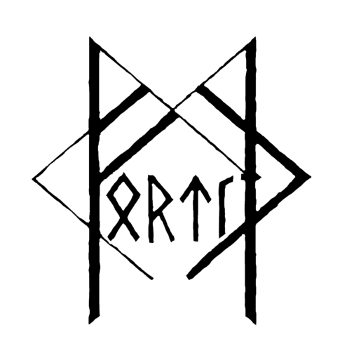 Logo der Band Fortid