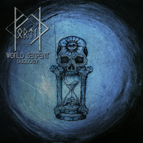 Cover - Fortíð – World Serpent