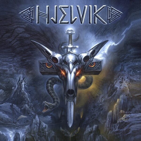 Cover - Hjelvik – Welcome To Hel