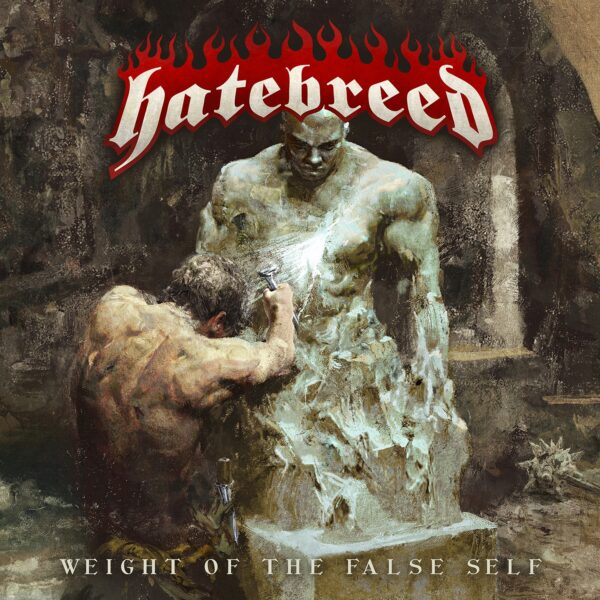 Cover - Hatebreed – Weight Of The False Self