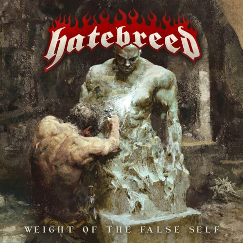 Hatebreed - Weight Of The False Self - Cover