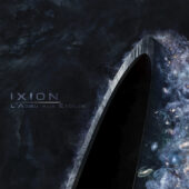 Ixion - L'Adieu Aux Étoiles - CD-Cover