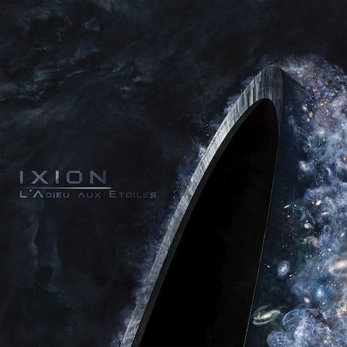 Ixion - L'Adieu Aux Étoiles - Cover
