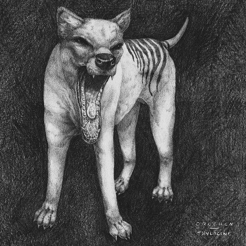 Cover - Orochen – Thylacine (EP)