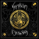 Vitam Aeternam - The Self-Aware Frequency - CD-Cover