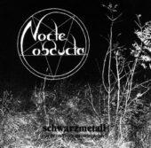 Nocte Obducta - Schwarzmetall (Ein primitives Zwischenspiel) - CD-Cover
