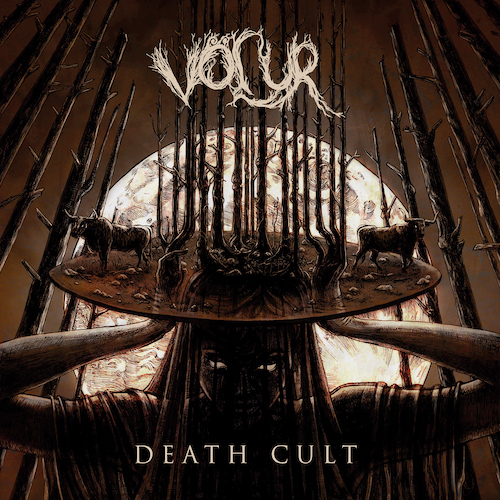 Cover - Völur – Death Cult