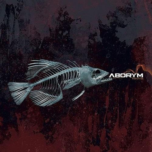 Aborym - Hostile - Cover