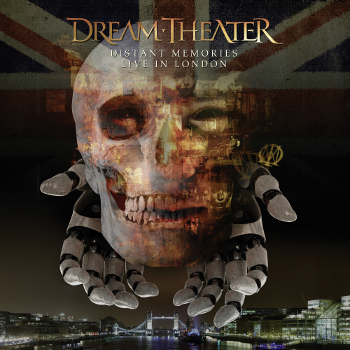 Cover - Dream Theater – Distant Memories – Live In London