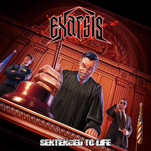 Exarsis - Sentenced To Life - Cover