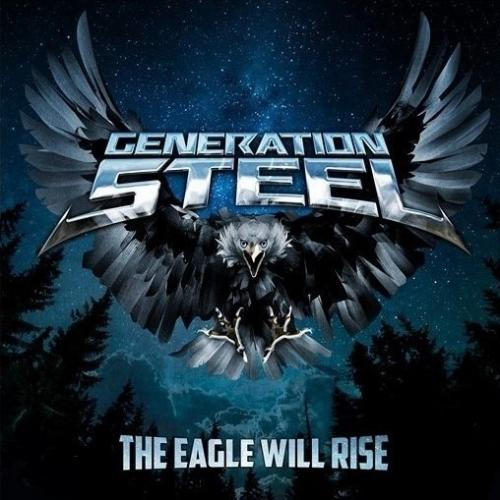 Generation Steel - The Eagle Will Rise - Cover