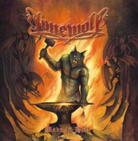 """Das Cover von """"Made In Hell"""" von Lonewolf"""