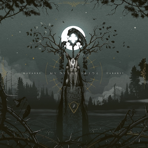 My Dying Bride - Macabre Cabaret (EP) - Cover