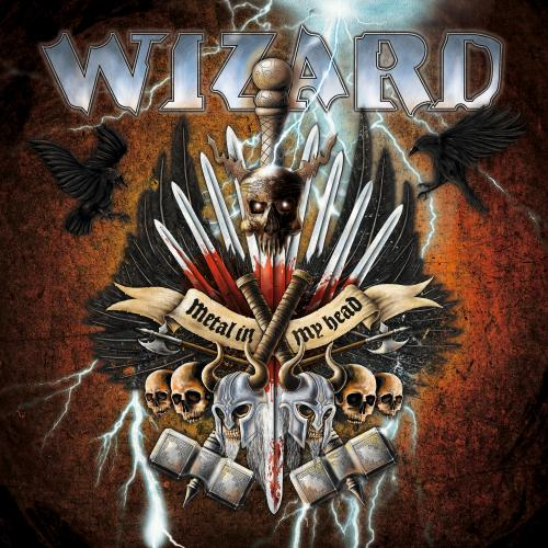 Cover - Wizard – Metal In My Head