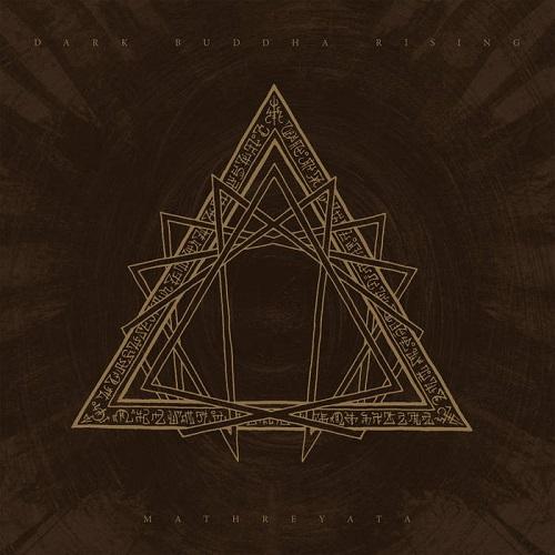 Cover - Dark Buddha Rising – Mathreyata