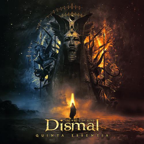 Cover - Dismal – Quinta Essentia