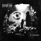 Exitium Sui - Ad Personam - CD-Cover