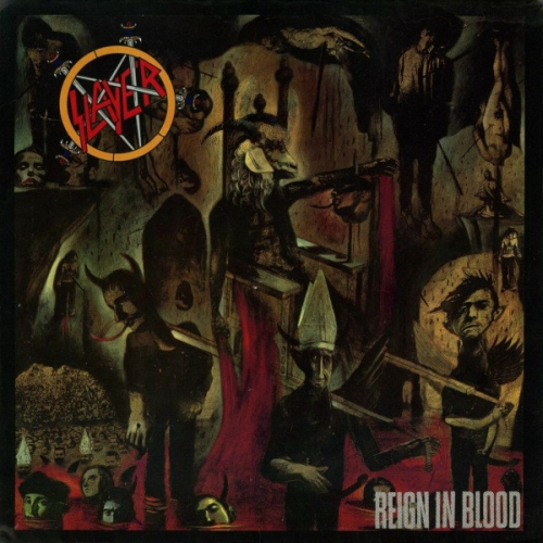 Cover - Slayer – Reign In Blood