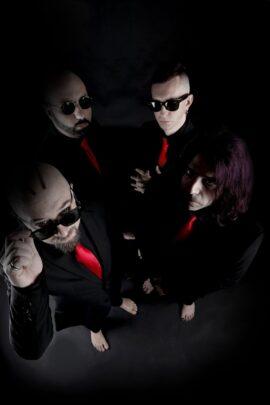Bandfoto der Band Aborym