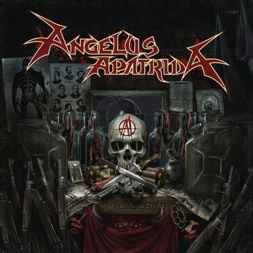 Das Cover des gleichnamigen Albums von Angelus Apatrida